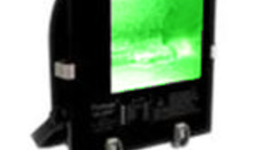 HQI Flood Light 400 watt groen